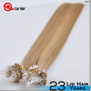 2015 Alibaba Express Italian Glue Top Quality Cheap Remy kinky micro loops extentions