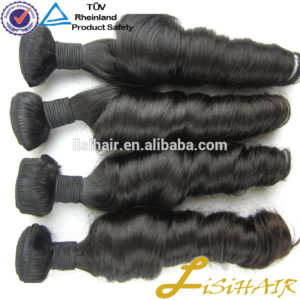 Direct Hair Factory Large Stock Fast Delivery Good Quality ladies human hair extension