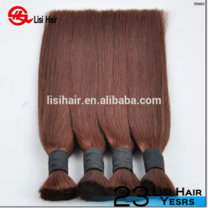 No tangle no shedding top quality virgin straight remy brazilian human hair bulk