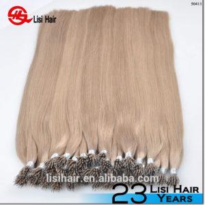 YBY No Shedding No tangle Keratin Hair Extension Remy Human Hair hair nano mist