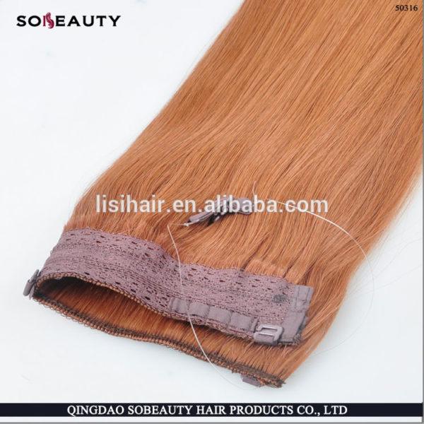 Cheap wholesale price top quality grade 5a genuine raw 100% unprocessed brazilian halo weaving hair